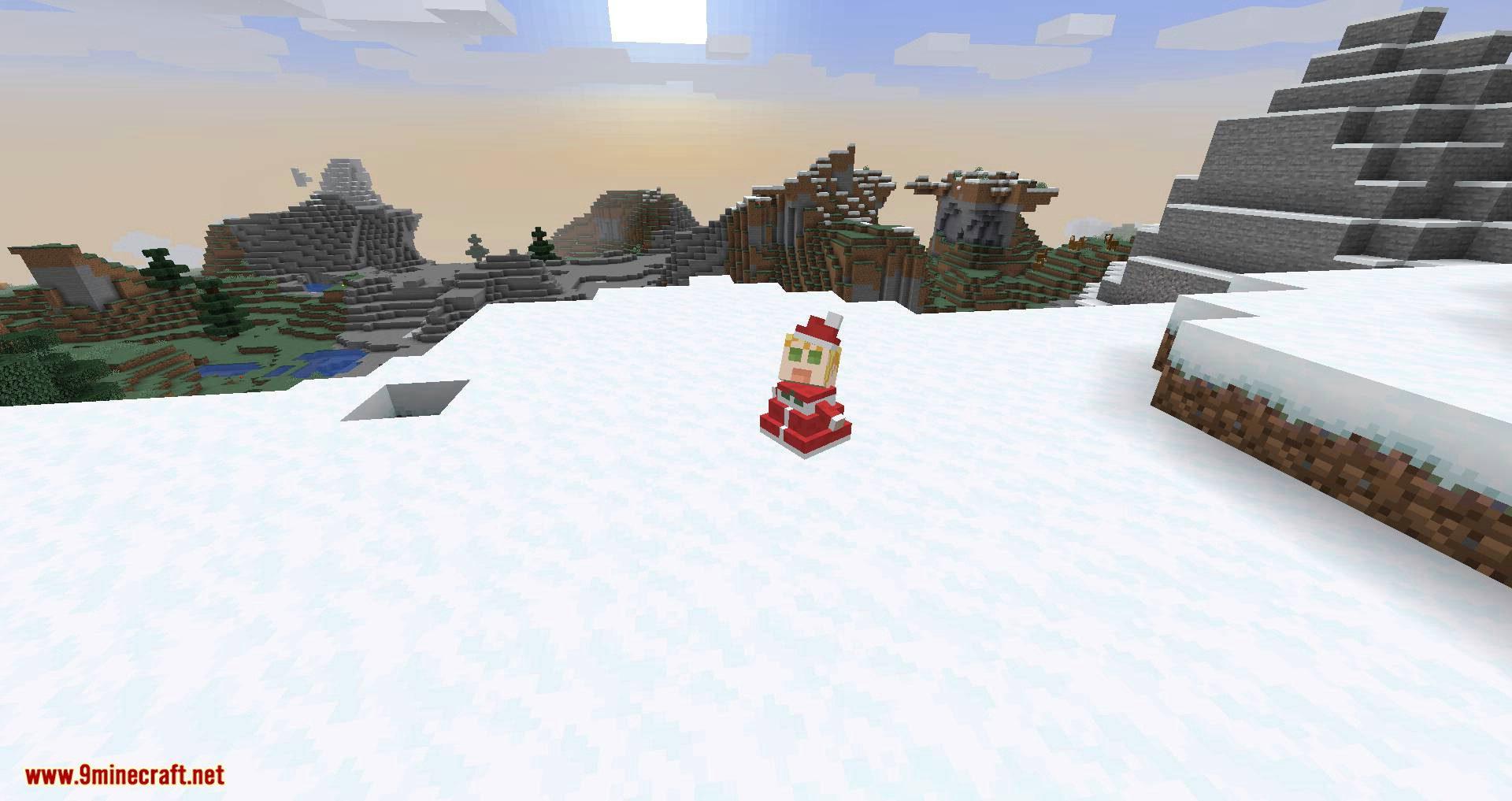 Padoru mod for minecraft 10