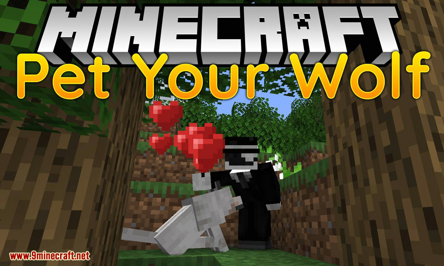 Pet Your Wolf Mod 1.14.4 download