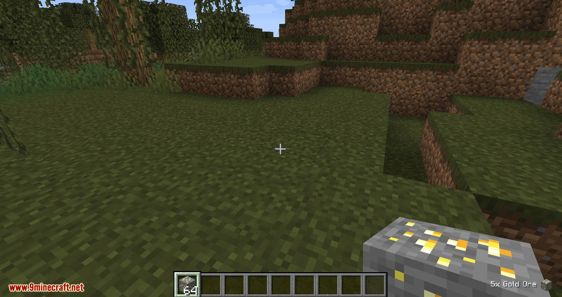 Pick Up Notifier mod for minecraft 01