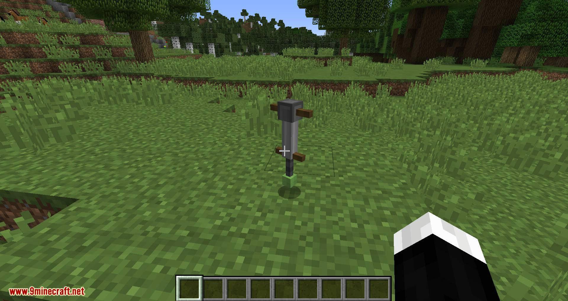 Pogo Sticks mod for minecraft 01
