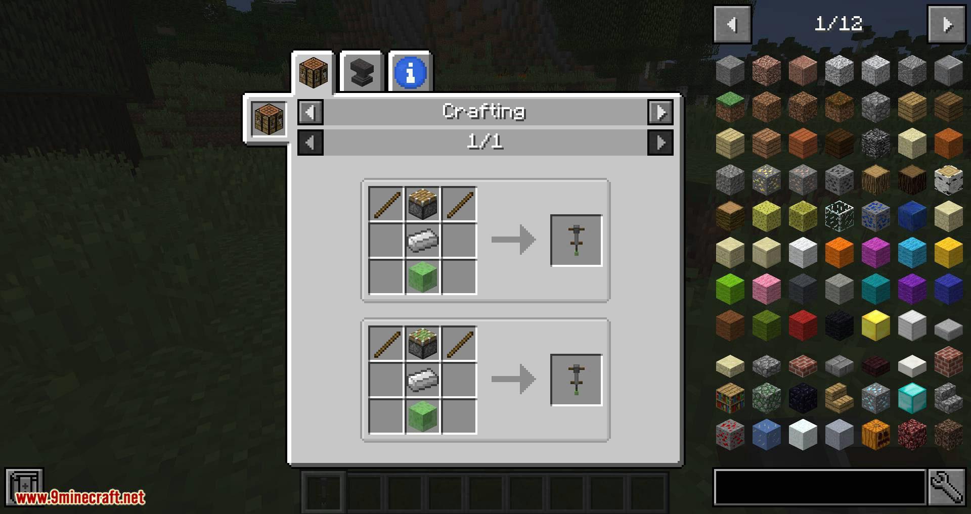 Pogo Sticks mod for minecraft 03