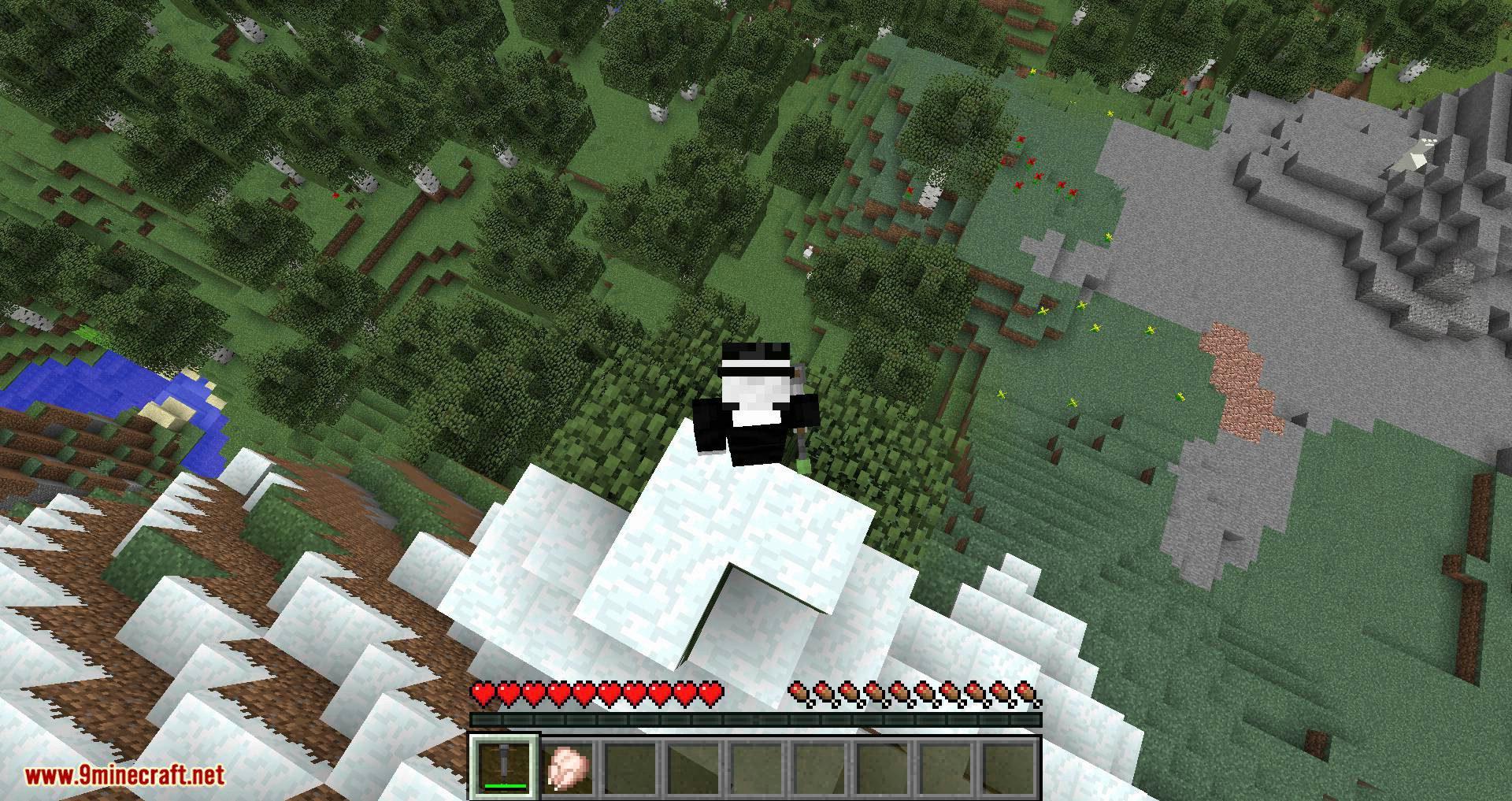Pogo Sticks mod for minecraft 08