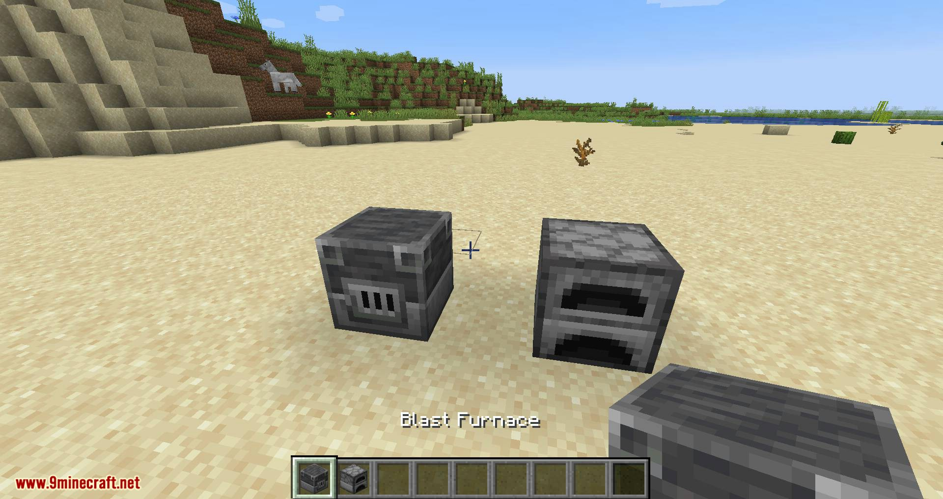 Recycler mod for minecraft 01