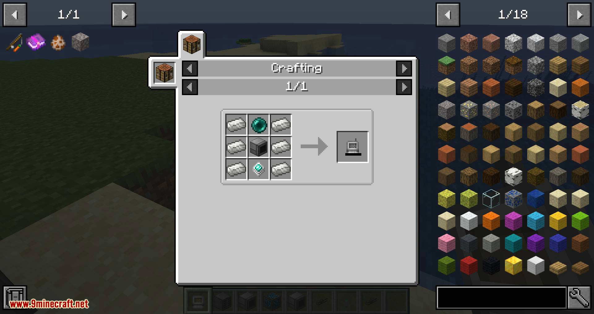 Refined Storage Addons mod for minecraft 06
