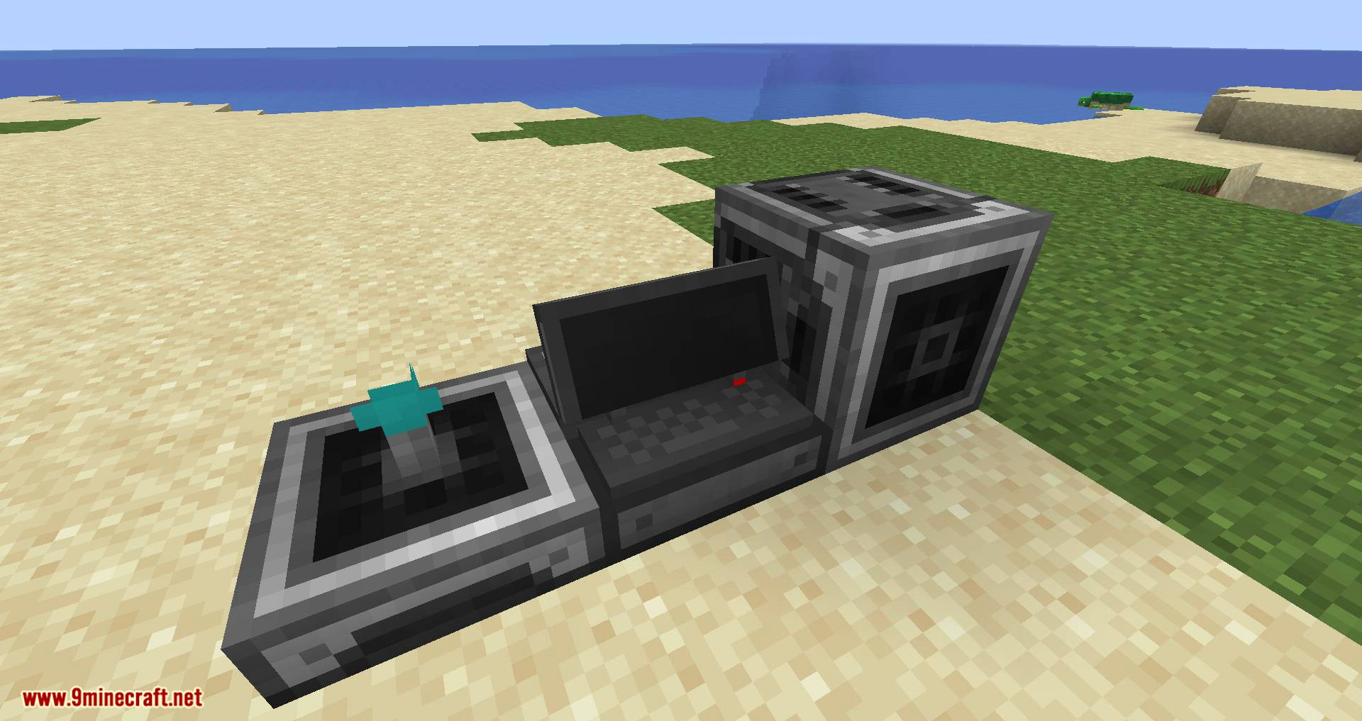 Refined Storage Addons mod for minecraft 09