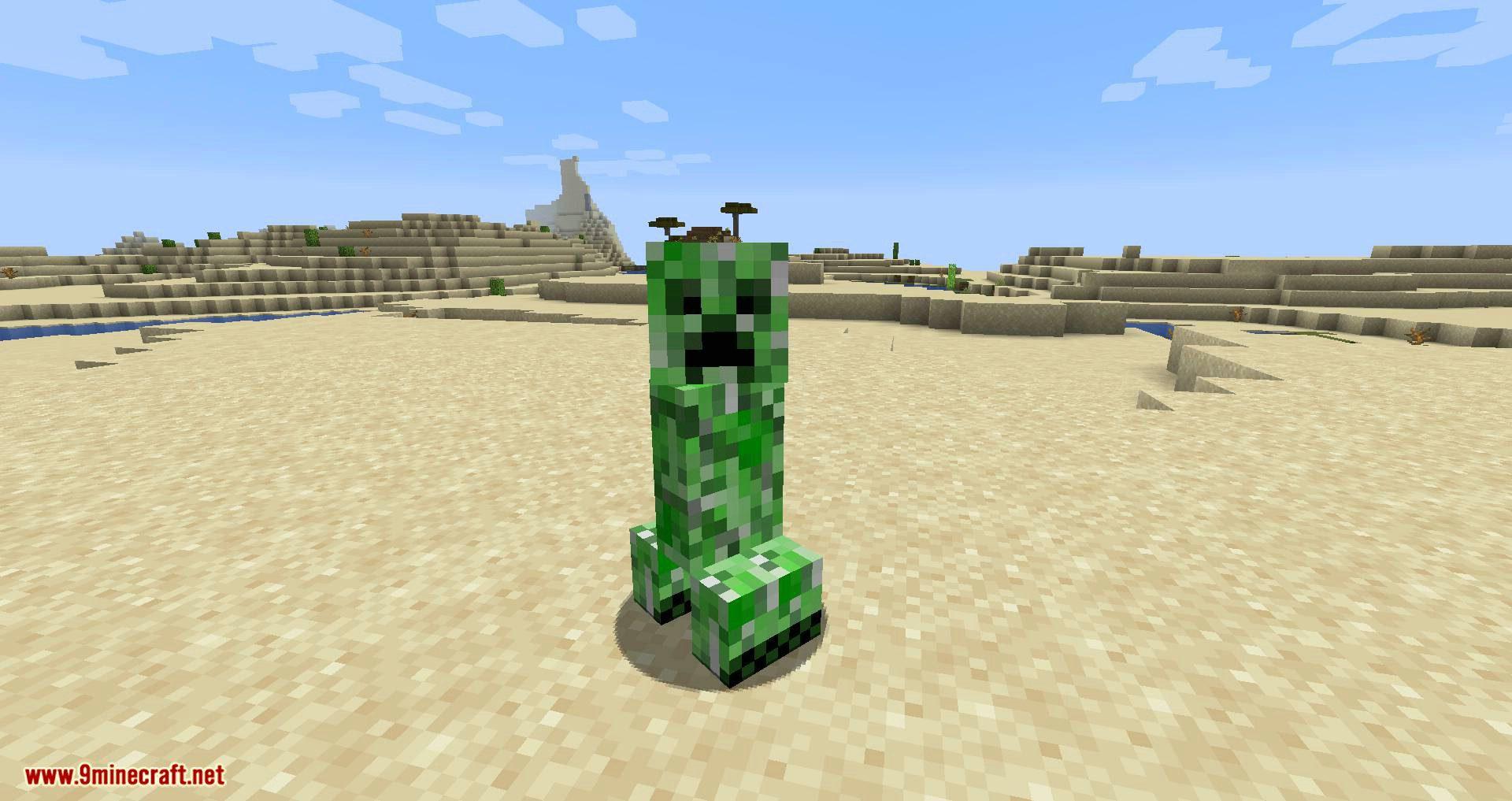 Sisser mod for minecraft 01