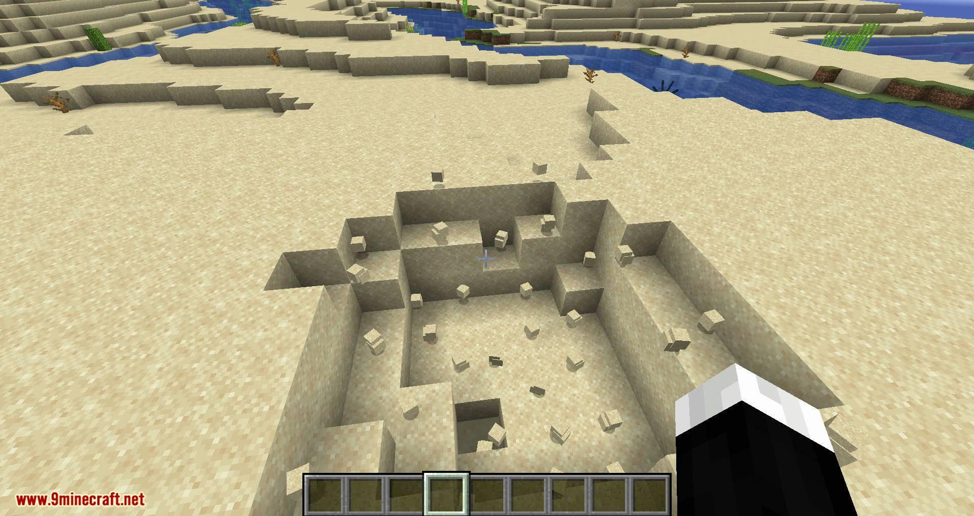Sisser mod for minecraft 02