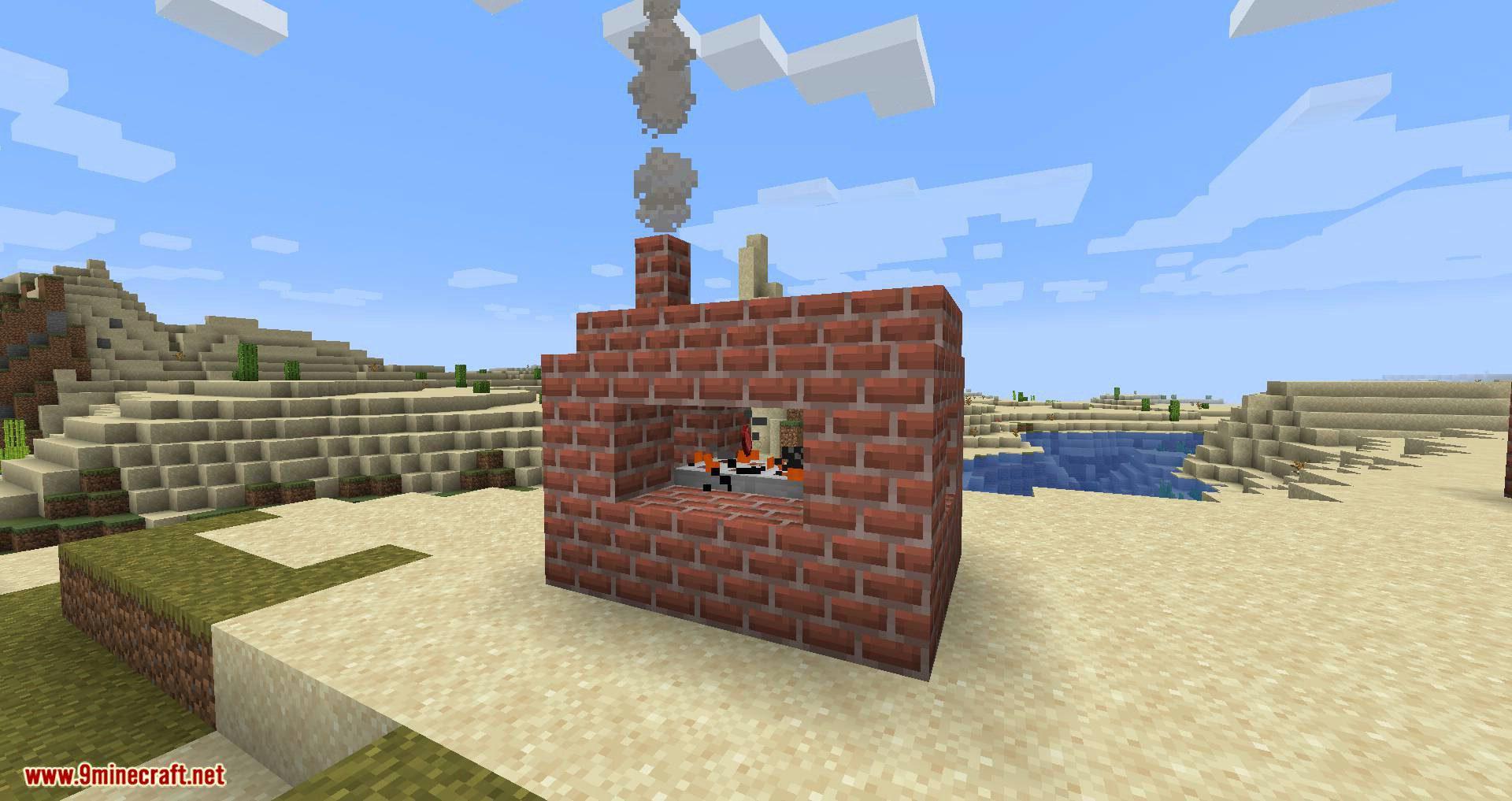 Smoke mod for minecraft 05