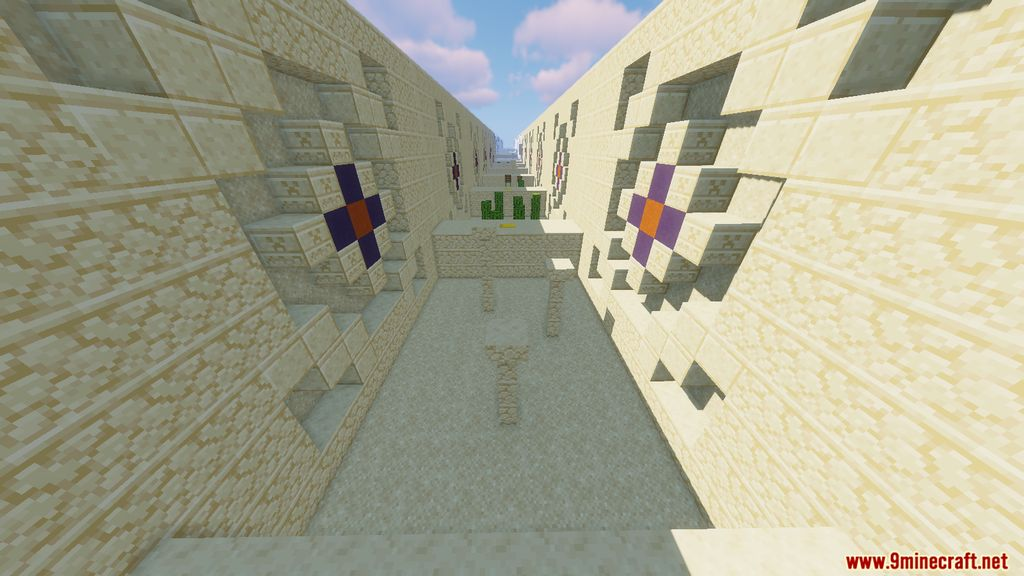 Straight Parkour Map Screenshots (4)