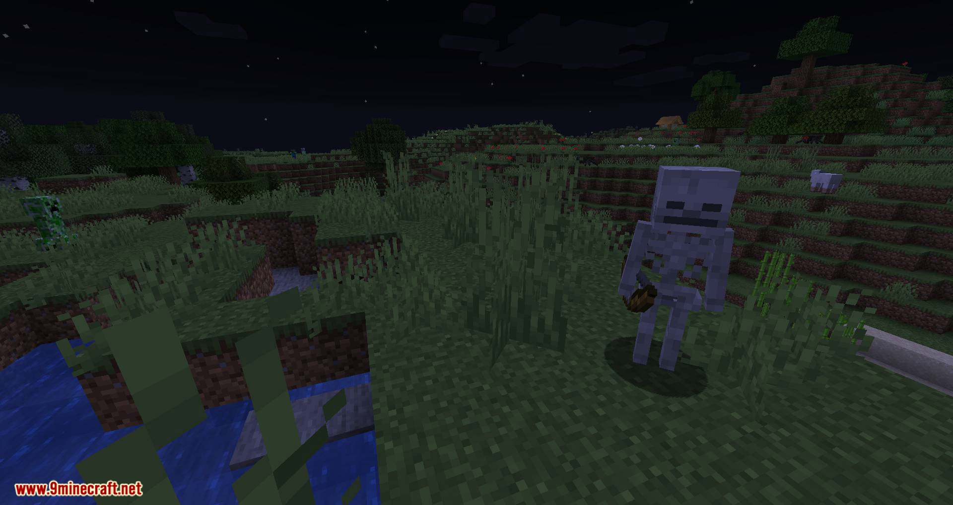 Stray Spawn mod for minecraft 04