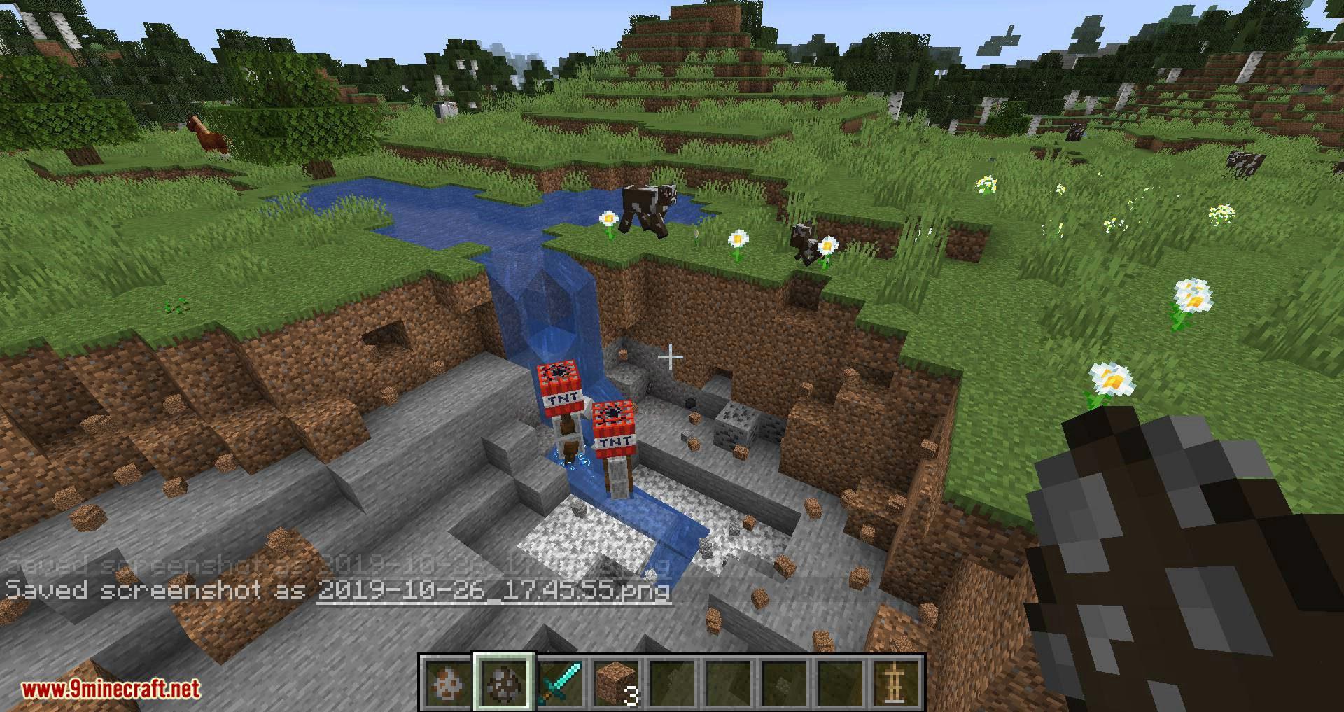 TNT Yeeter mod for minecraft 08