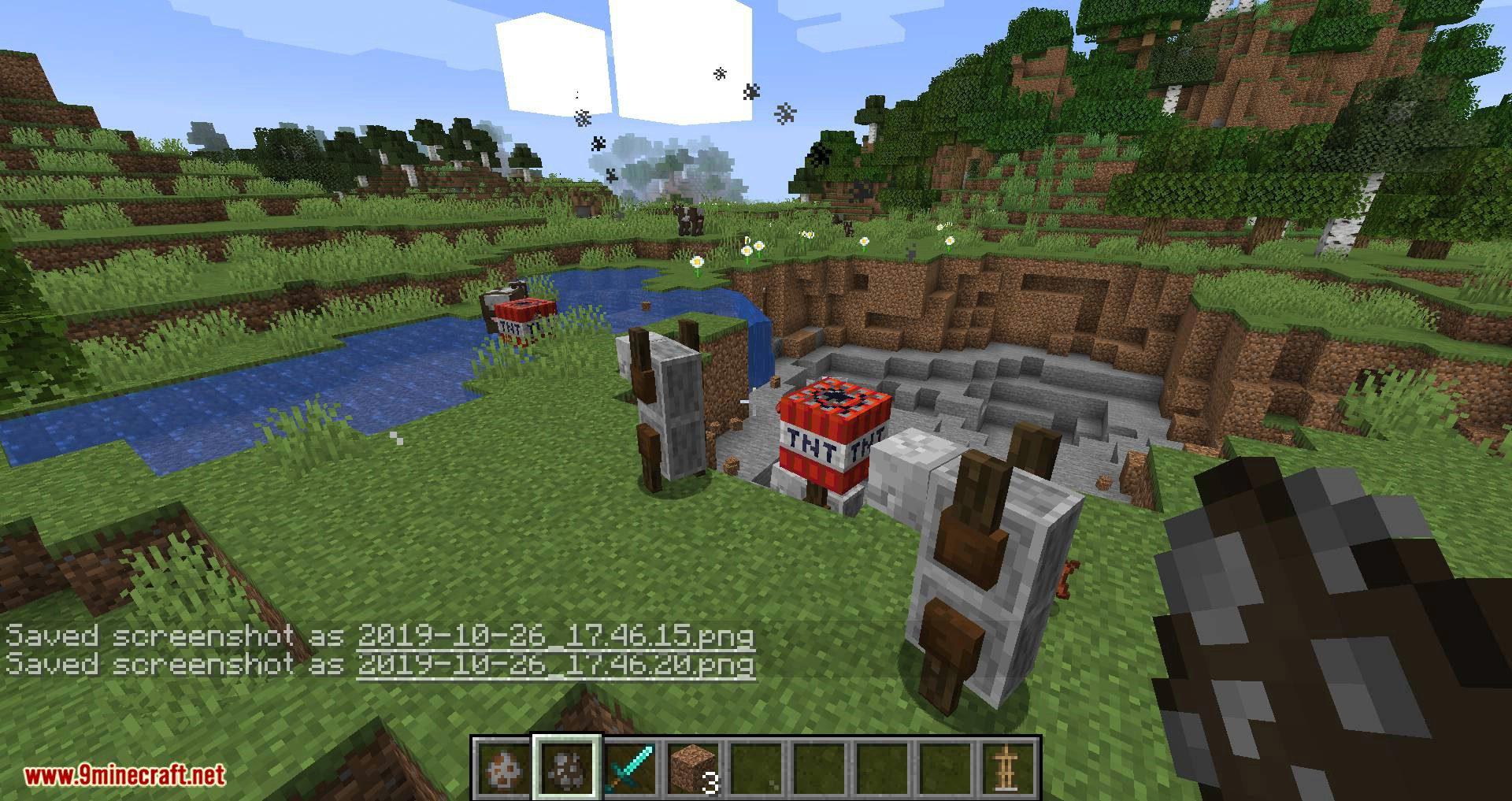 TNT Yeeter mod for minecraft 11