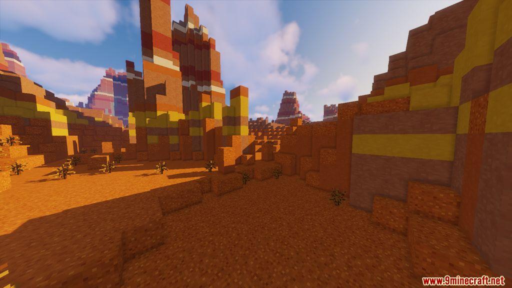 Timer Rush Map Screenshots (8)