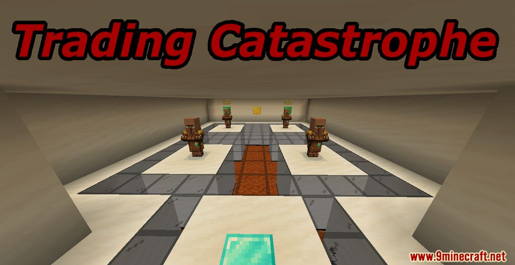 Trading Catastrophe Map Thumbnail