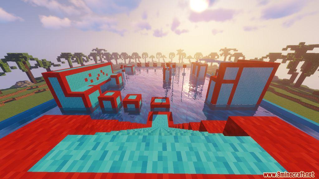 Tropical Wipeout Map Screenshots (1)