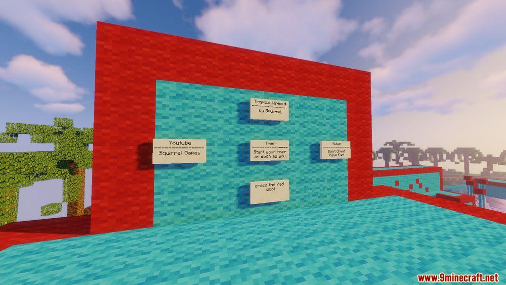 Tropical Wipeout Map Screenshots (2)