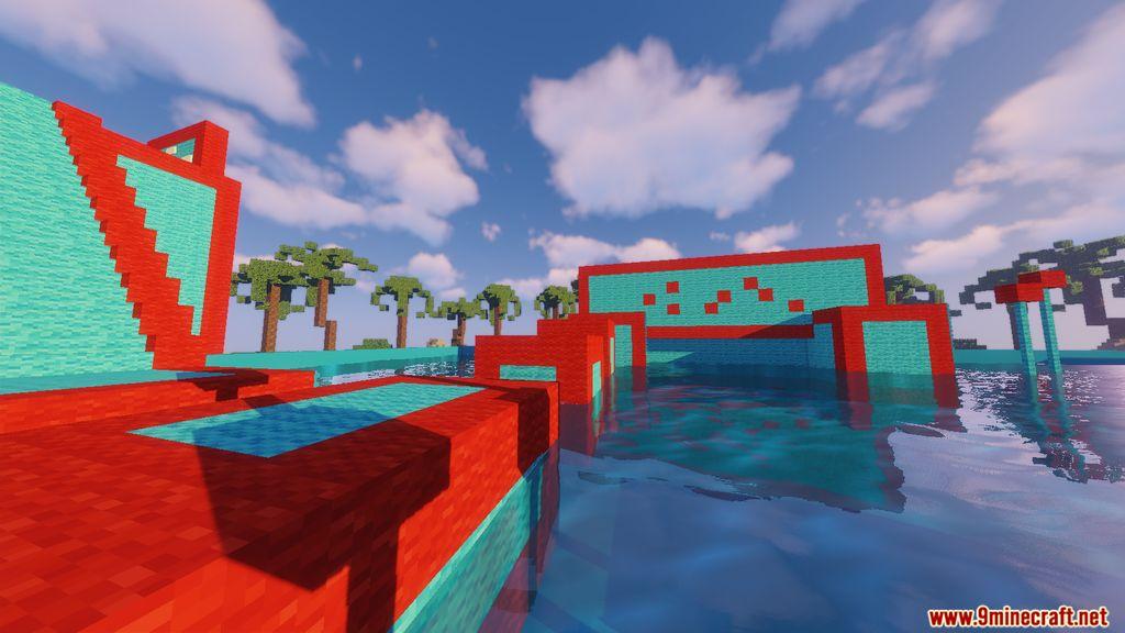 Tropical Wipeout Map Screenshots (4)