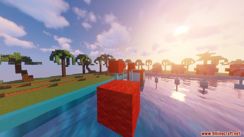 Tropical Wipeout Map Screenshots (5)