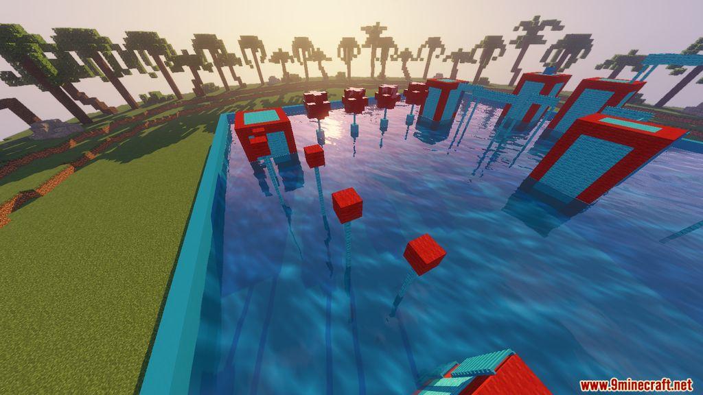 Tropical Wipeout Map Screenshots (6)