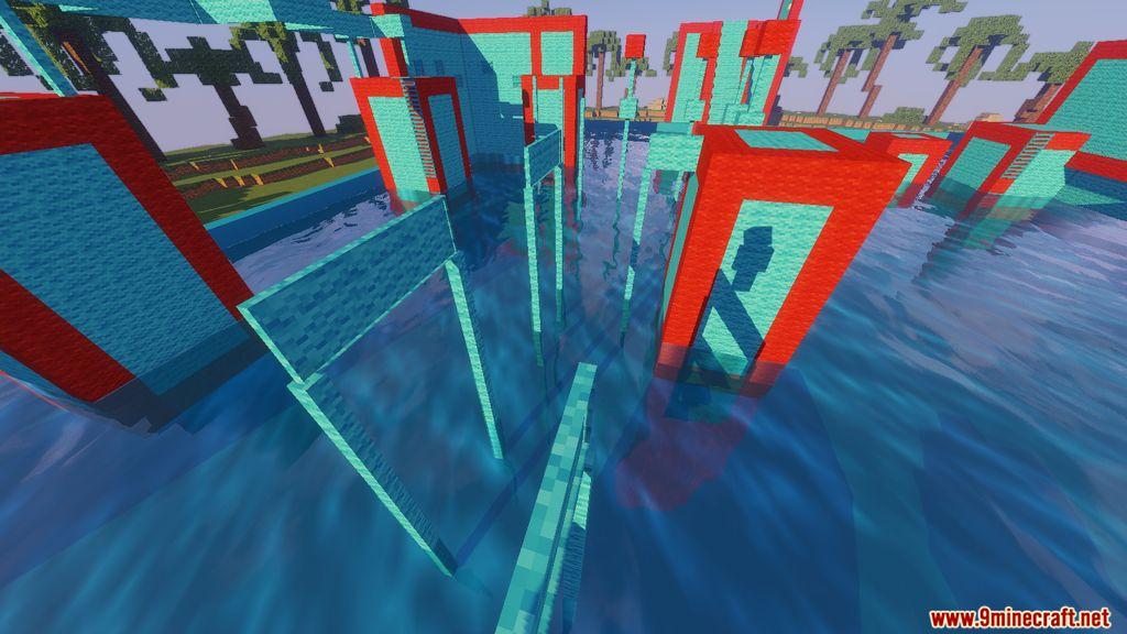 Tropical Wipeout Map Screenshots (8)