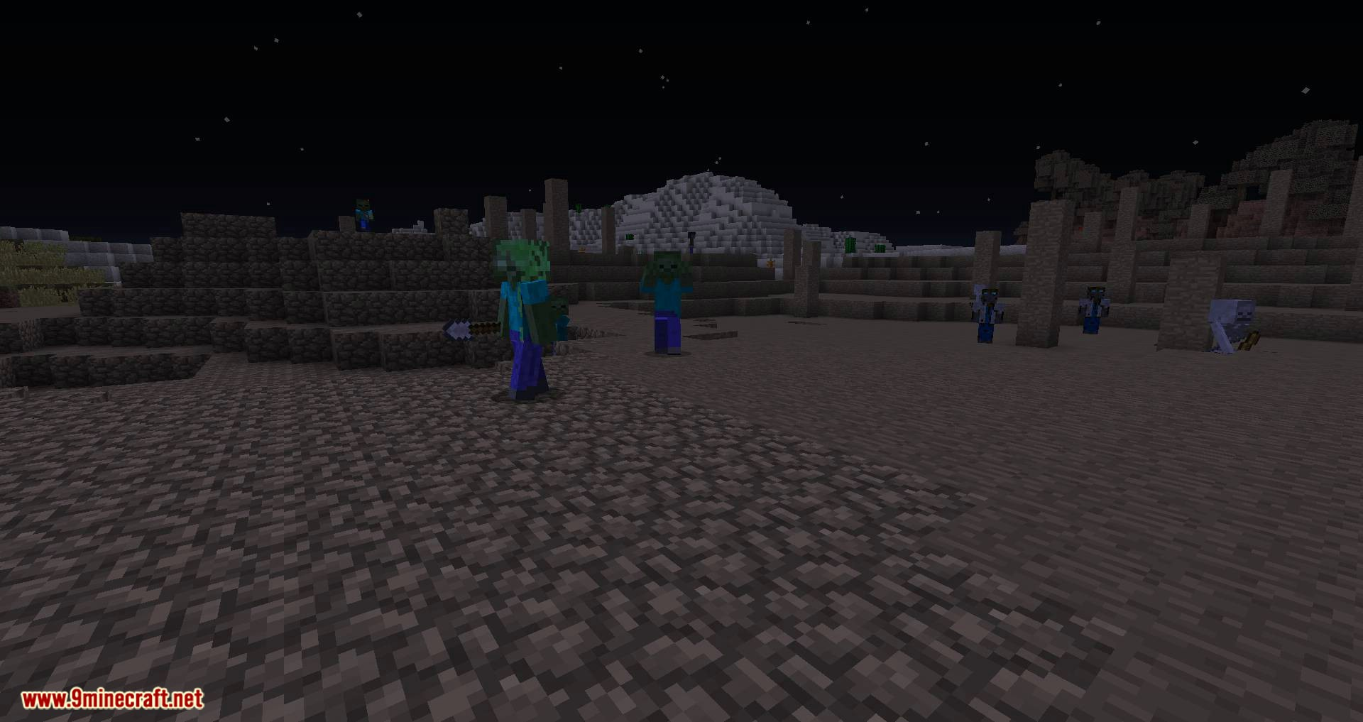 Warrior_s Experience mod for minecraft 01
