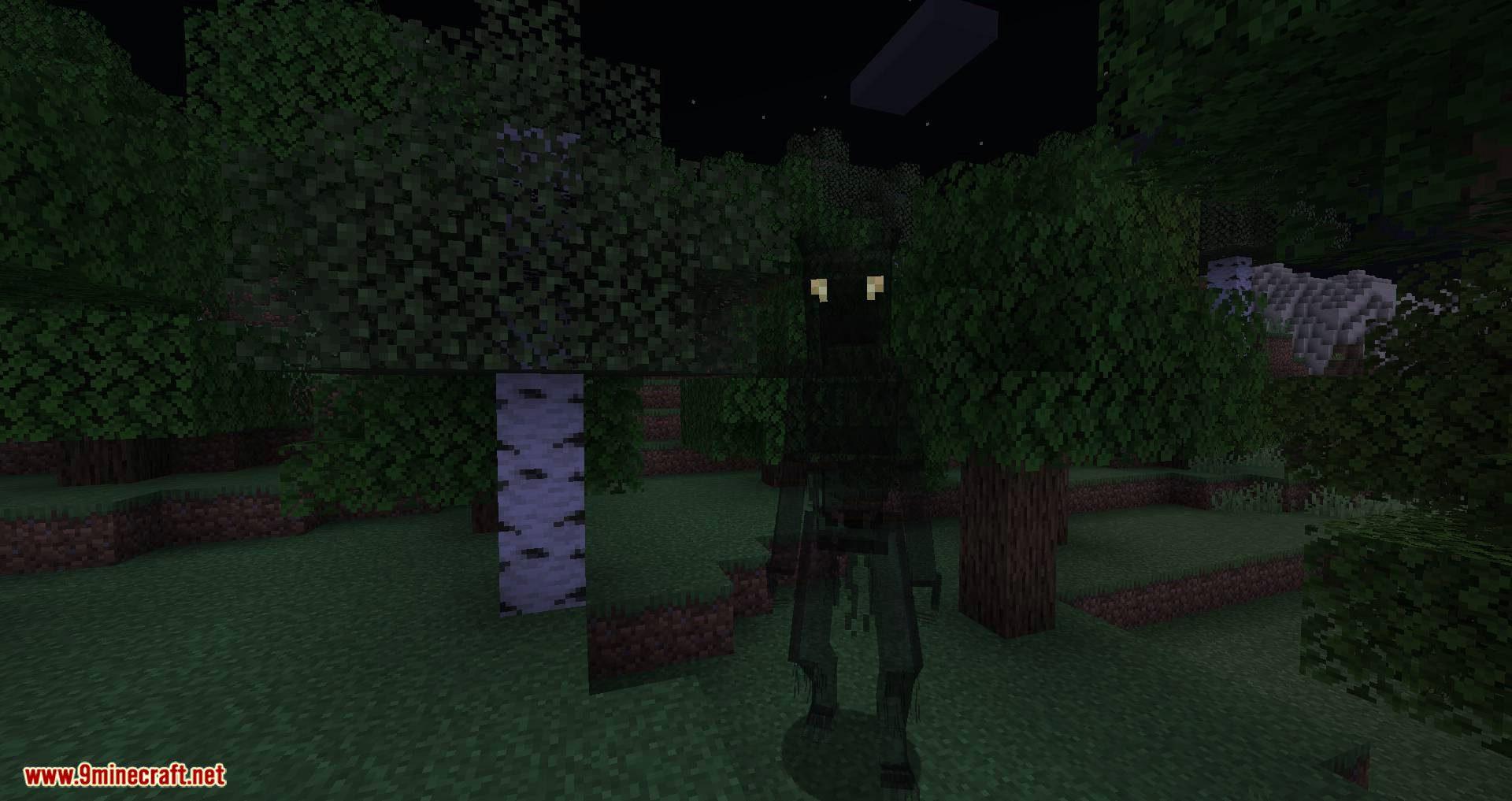 Whisperwoods mod for minecraft 01