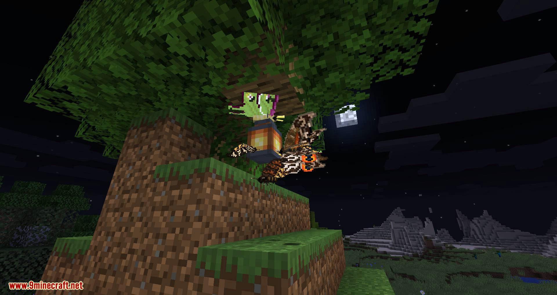 Whisperwoods mod for minecraft 02