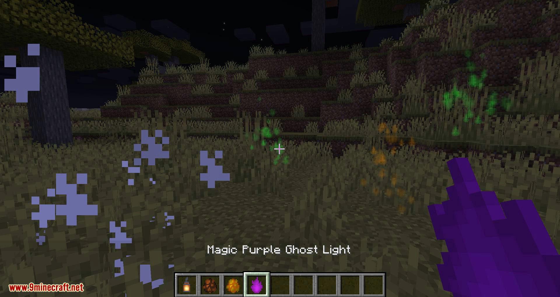 Whisperwoods mod for minecraft 04