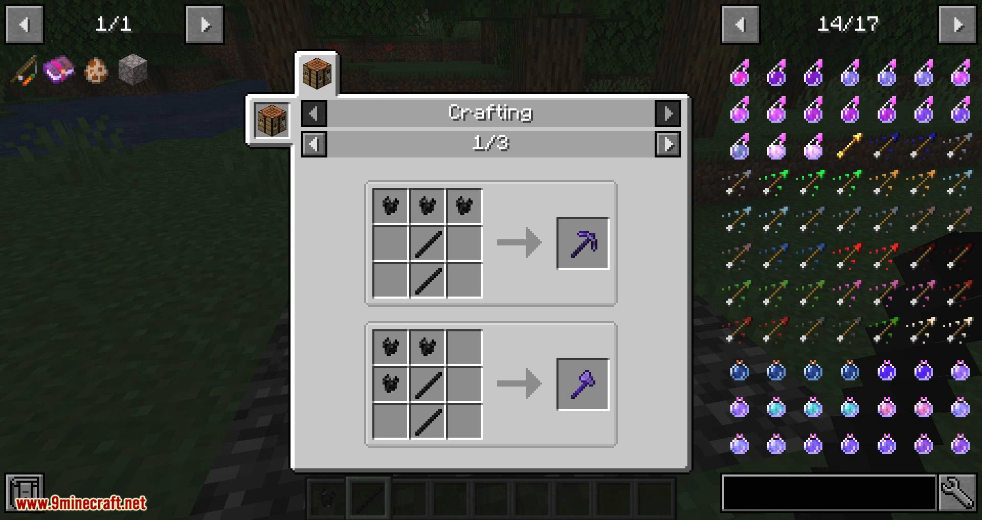 Bedrockium mod for minecraft 07