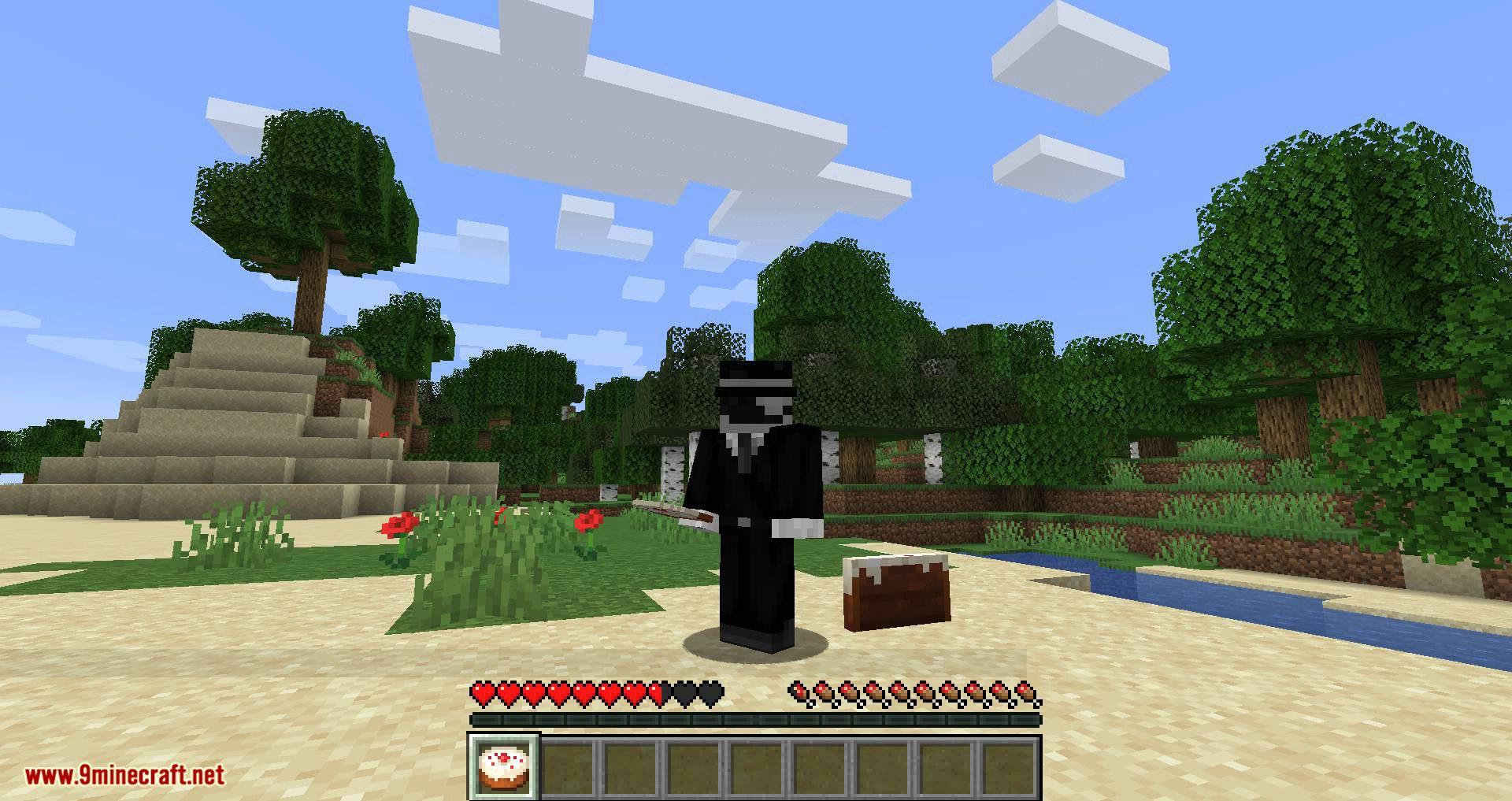 Cake Chomps mod for minecraft 06