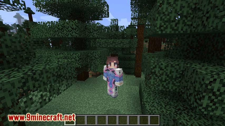 Custom Skin Loader mod for minecraft 09