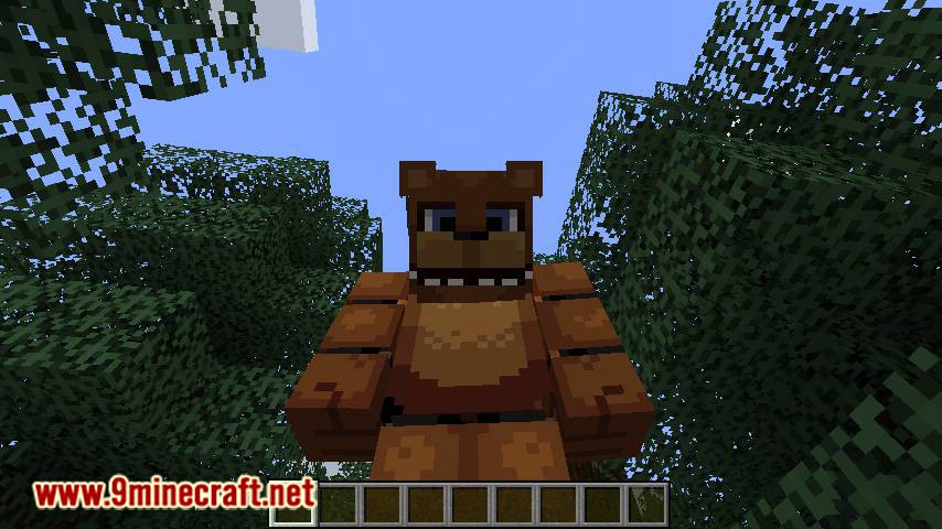 Custom Skin Loader mod for minecraft 10
