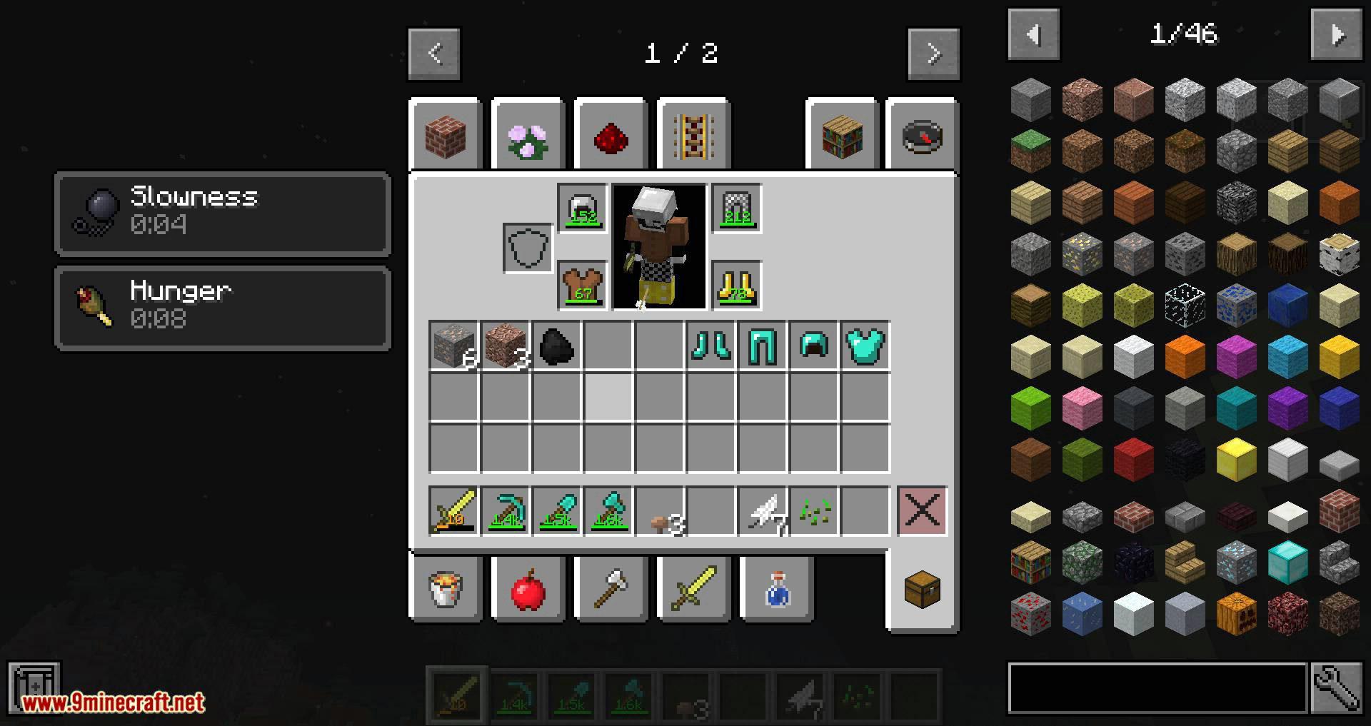 Durability101 mod for minecraft 05