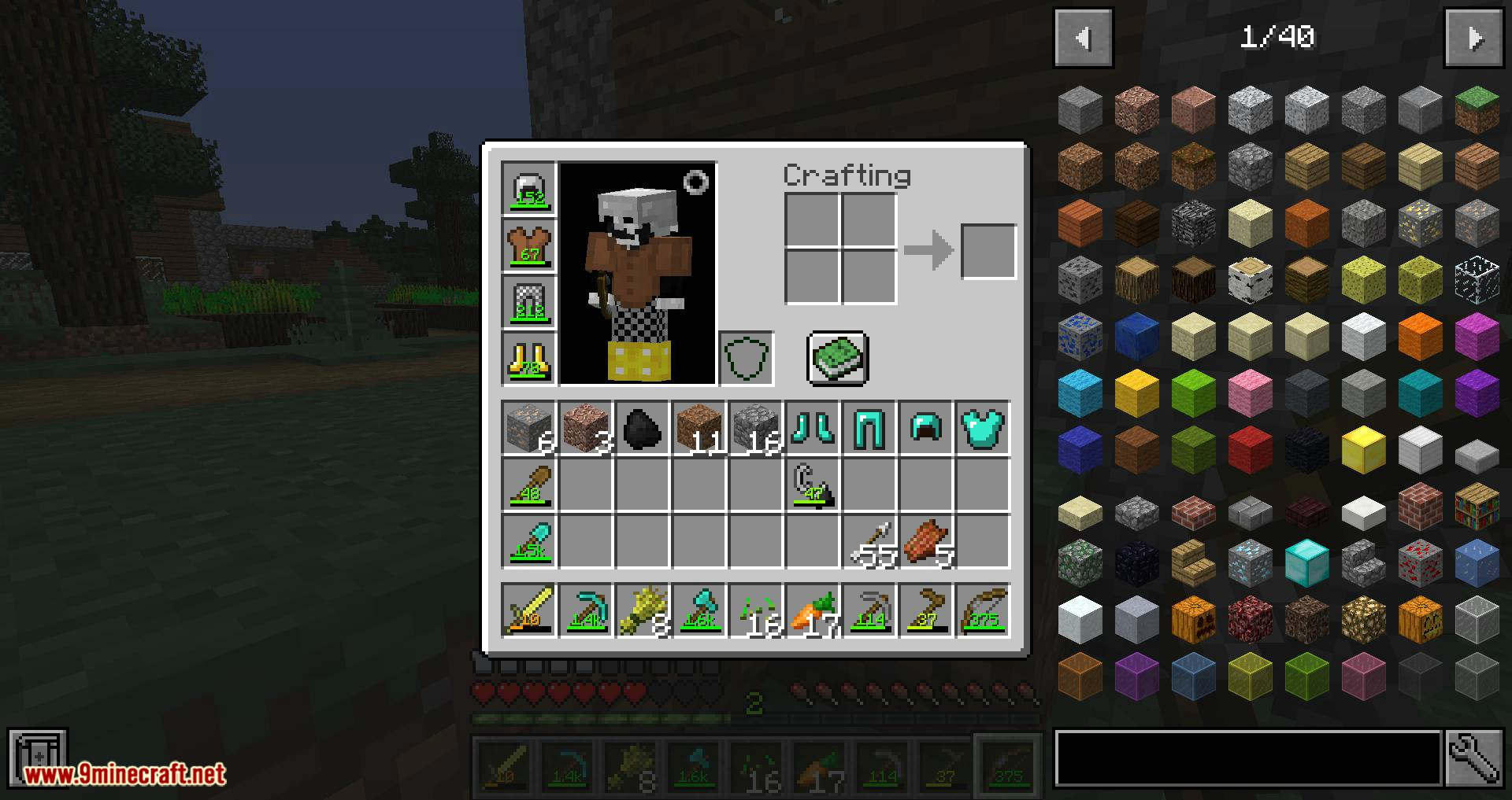 Durability101 mod for minecraft 09