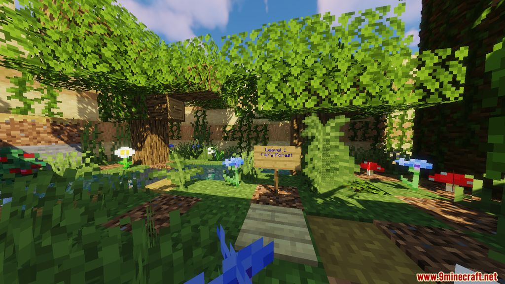 Find The Button Biomes Map Screenshots (2)