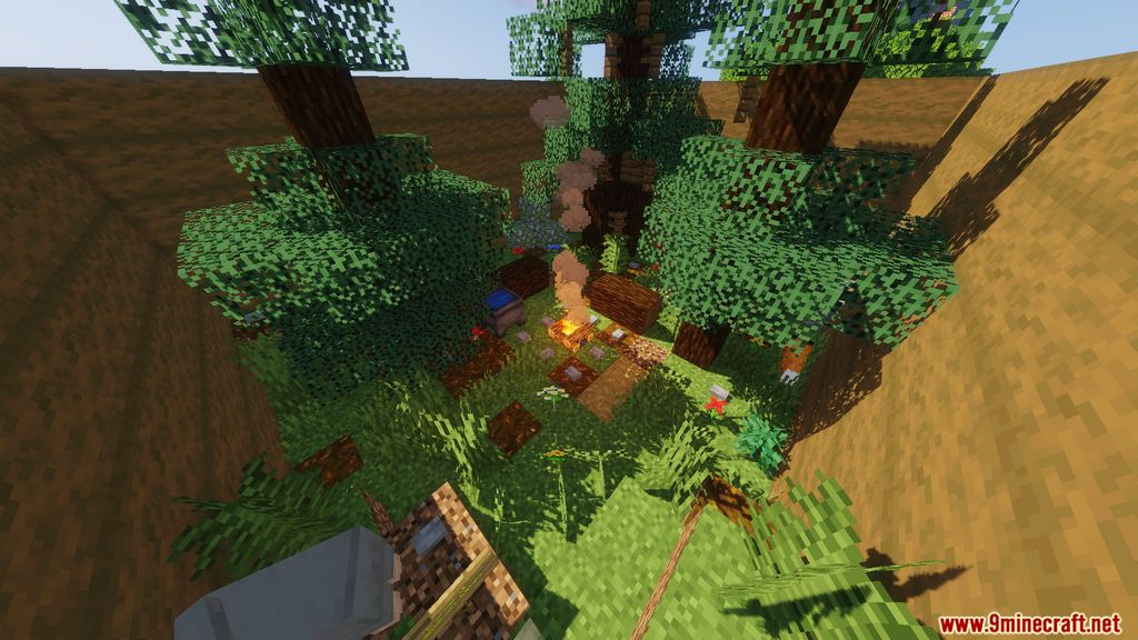 Find The Button Biomes Map Screenshots (6)
