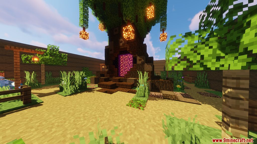 Find The Button Biomes Map Screenshots (8)