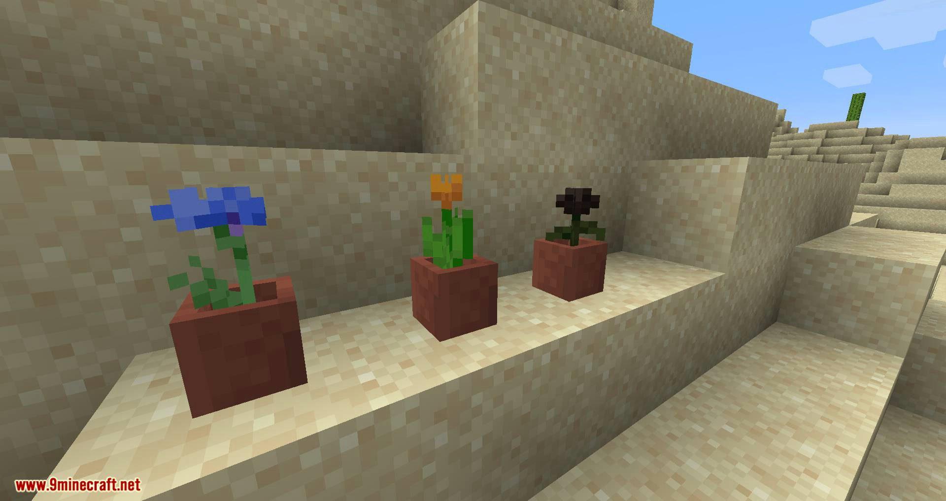 Florist mod for minecraft 02