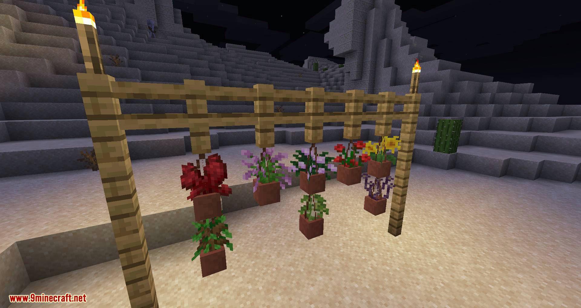 Florist mod for minecraft 11