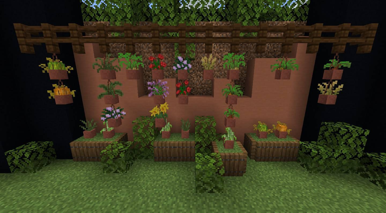 Florist mod for minecraft 21