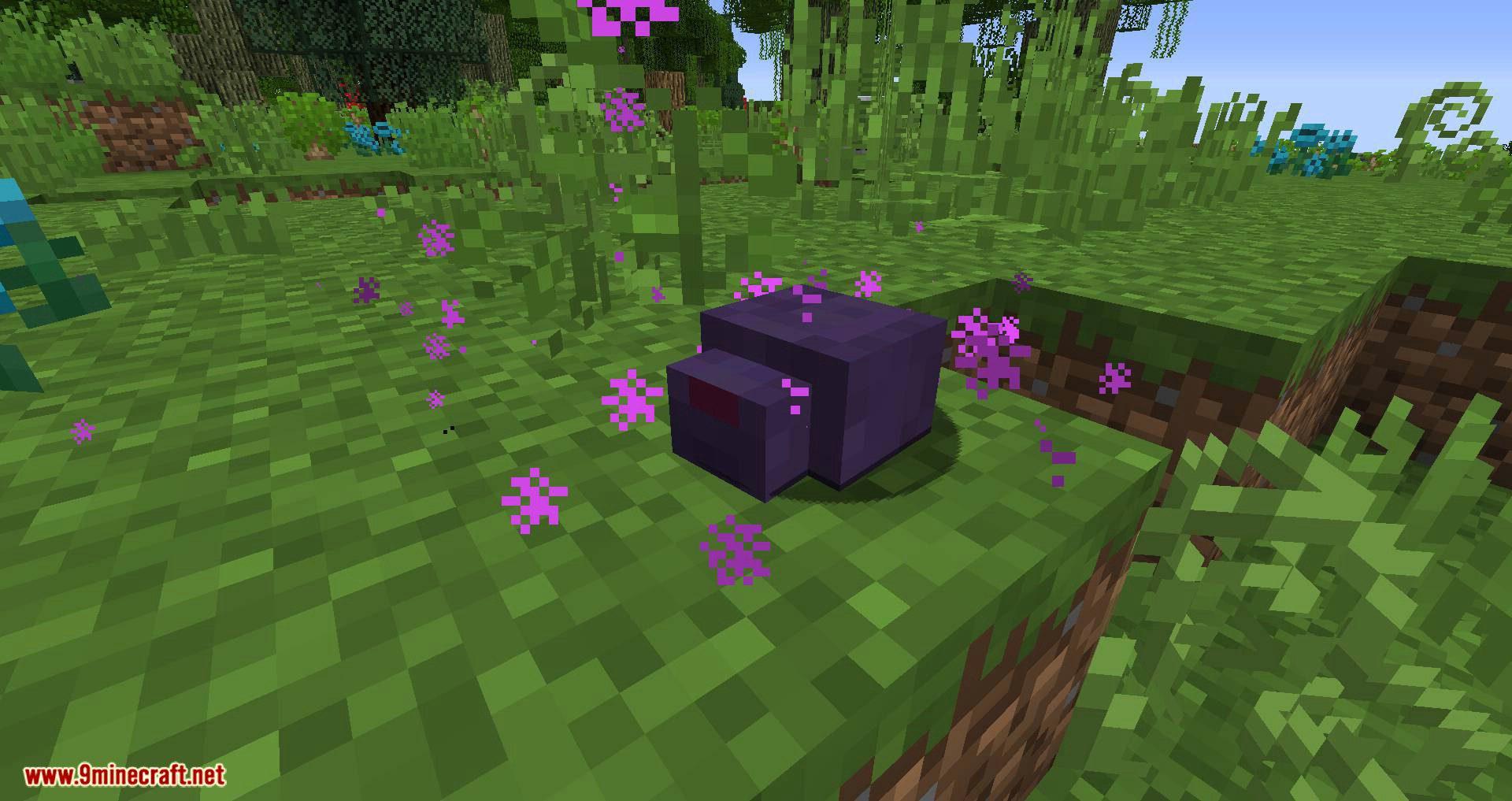 Friendly Endermite mod for minecraft 01