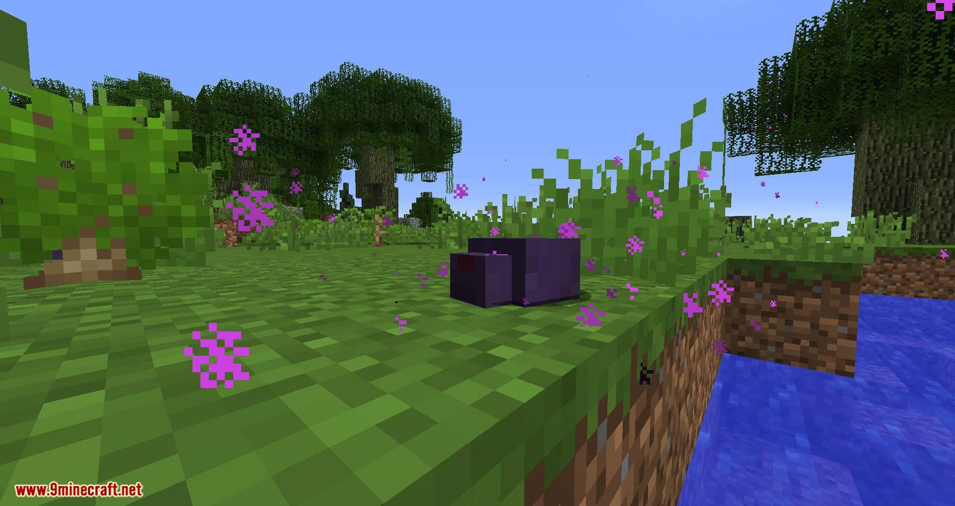 Friendly Endermite mod for minecraft 03