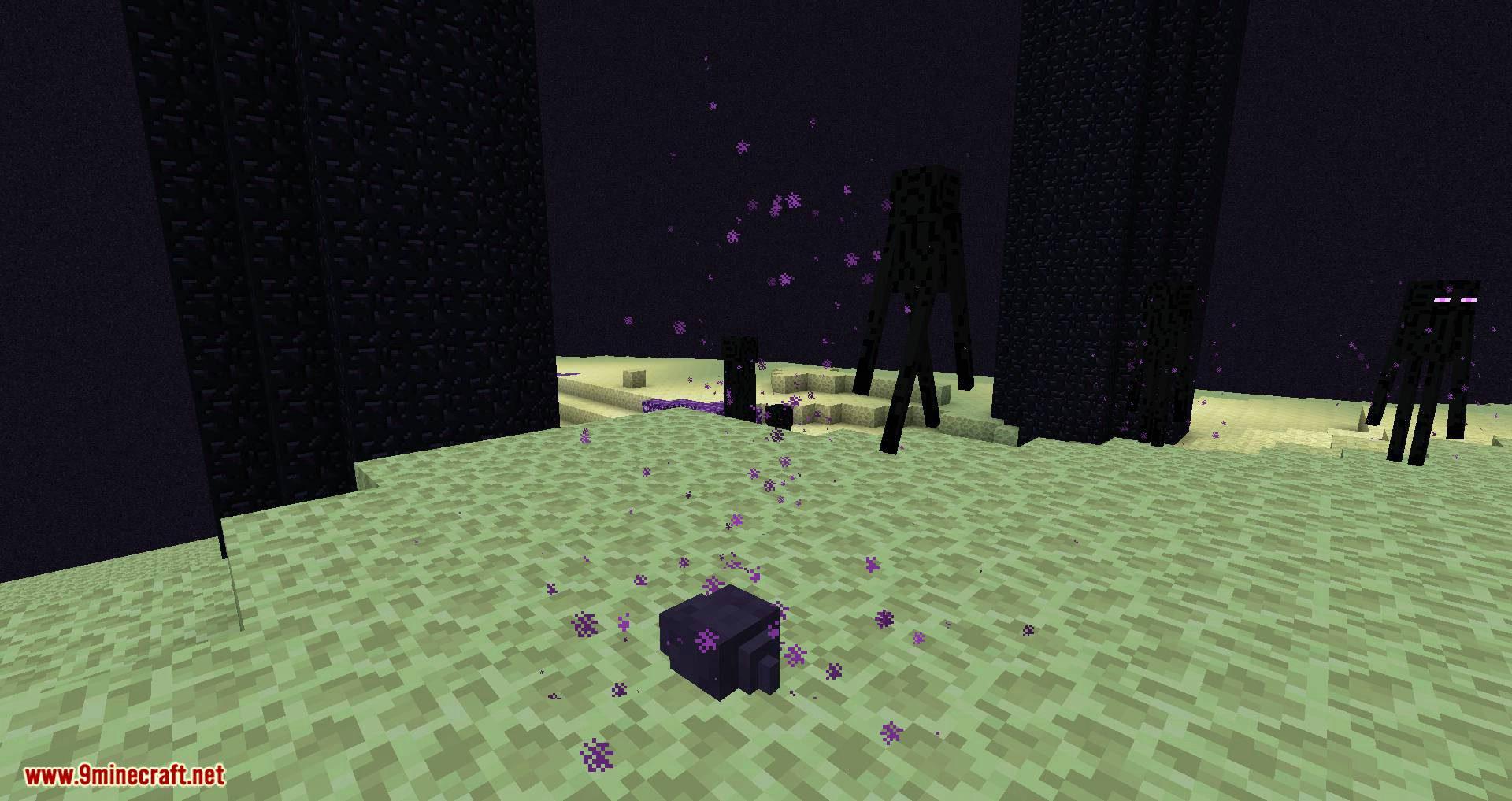 Friendly Endermite mod for minecraft 07