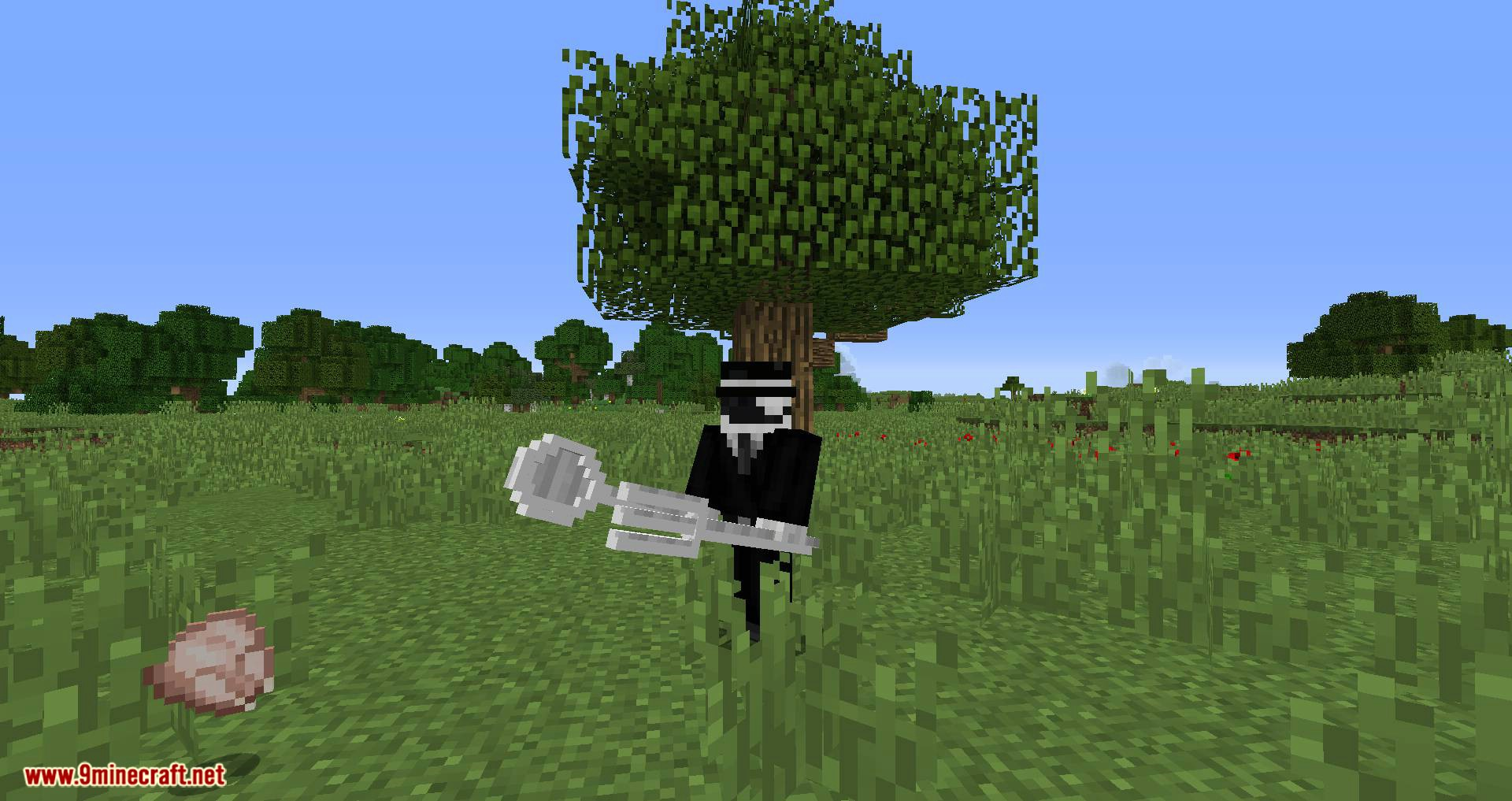 Giant Cutlery mod for minecraft 09