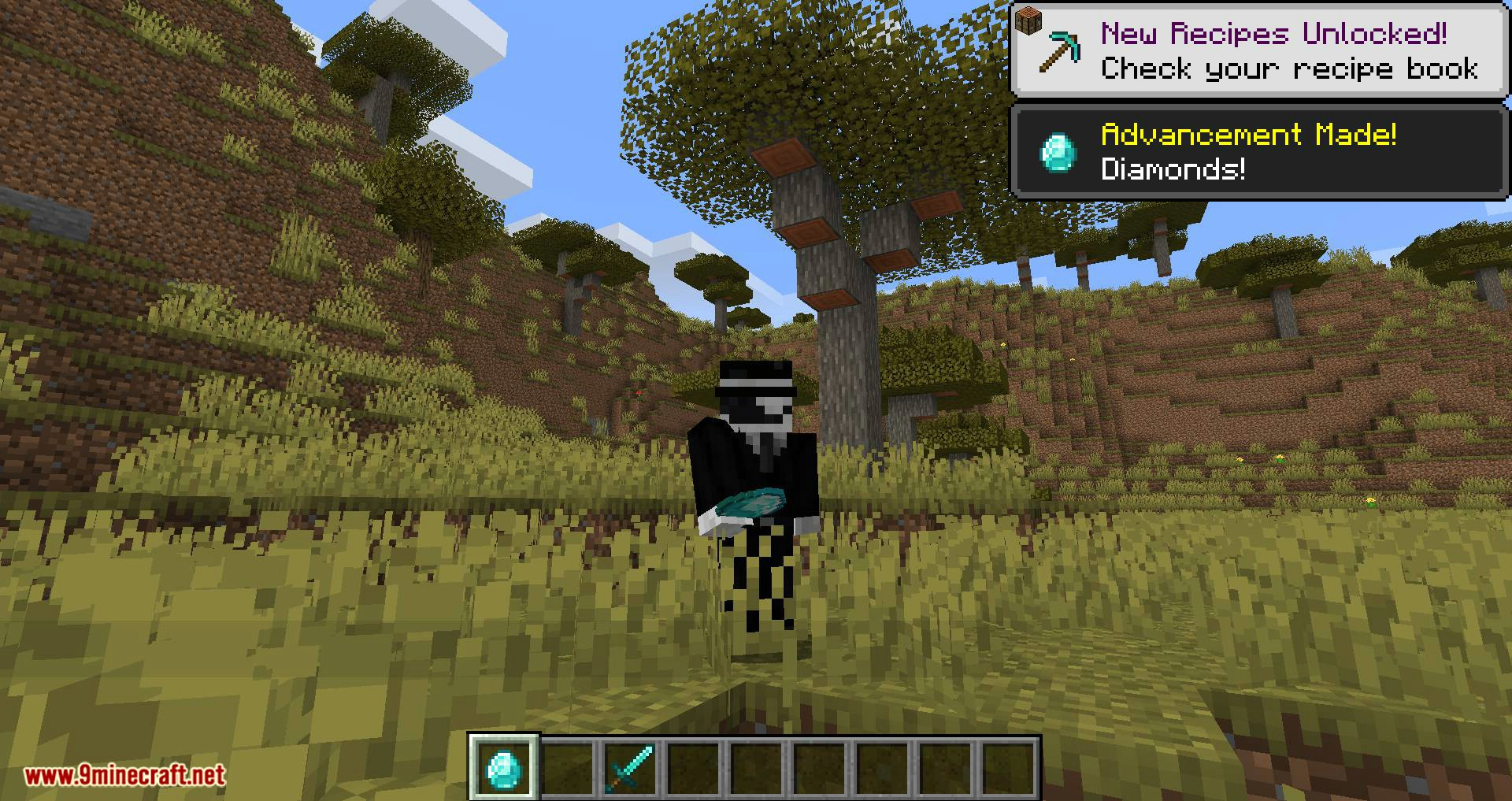 Give Mod for minecraft 02
