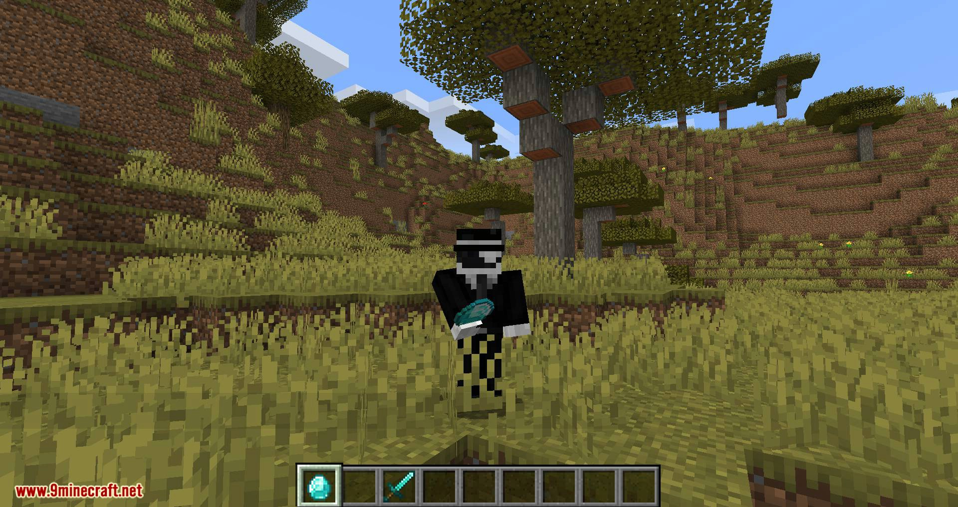 Give Mod for minecraft 03