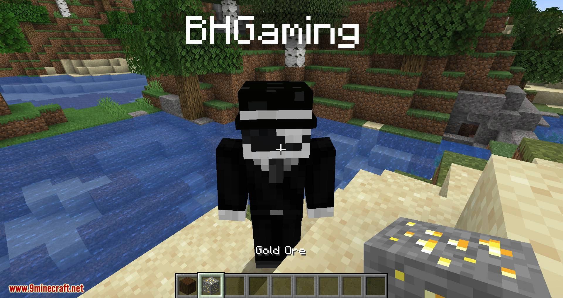 Give Mod for minecraft 08