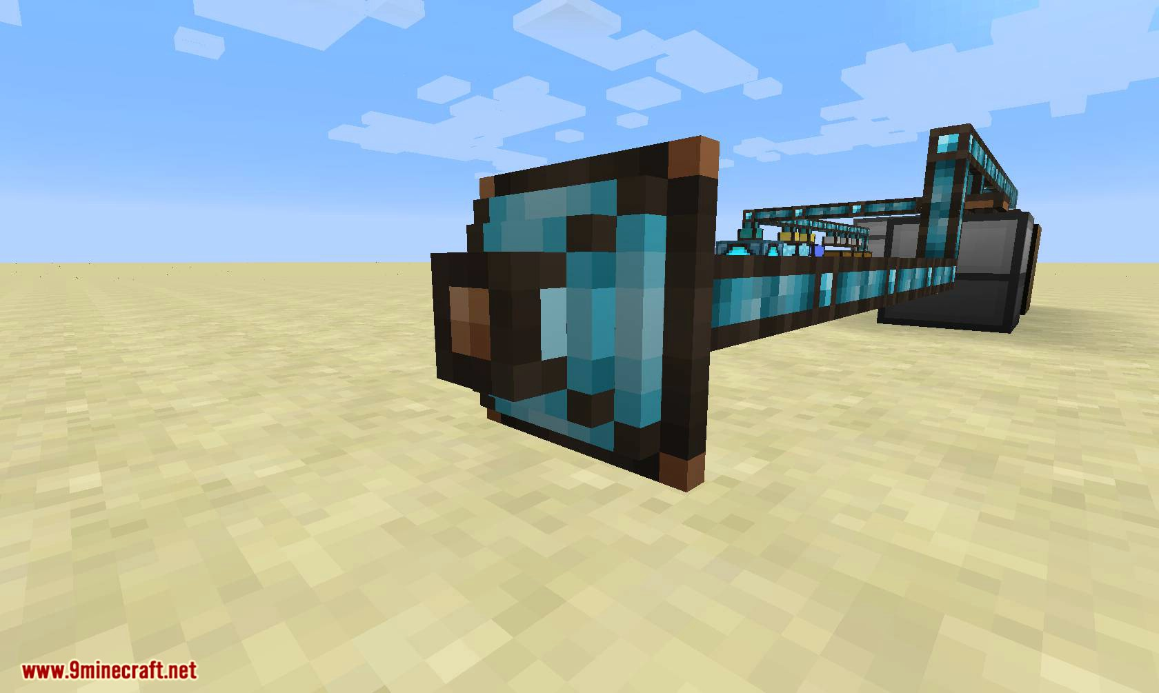 Integrated Crafting mod for minecraft 05