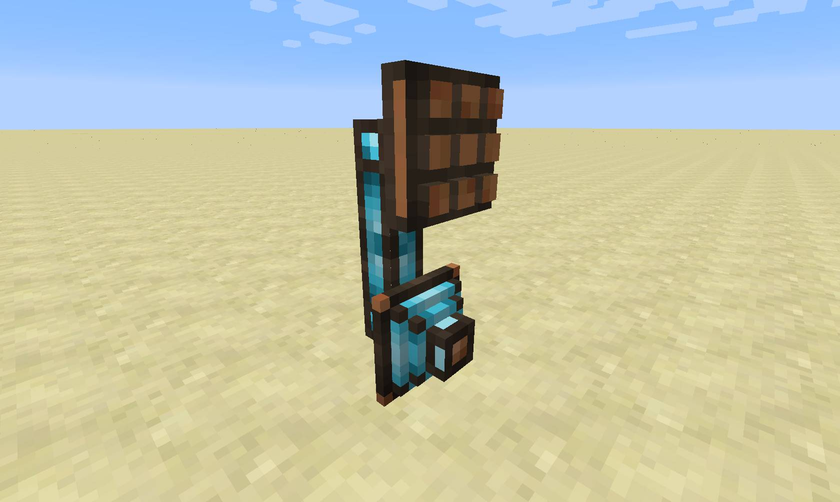 Integrated Crafting mod for minecraft 21