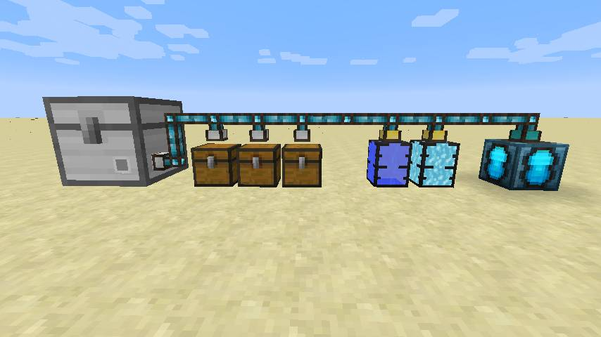 Integrated Crafting mod for minecraft 22